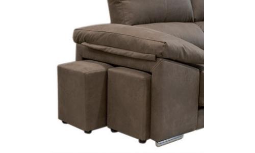 sofa barato extensible puf lleida
