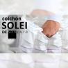 Colchon viscolastica Lleida. Muelles ensacados. Eurosomni