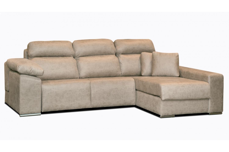 sofá relax con motor