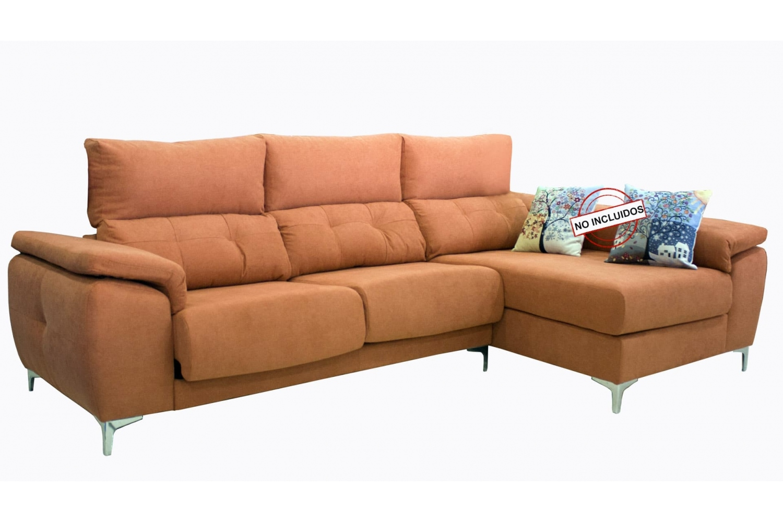 Sofa cheslong extraible Life