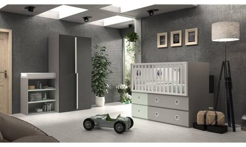 muebles infantiles convertibles a medida