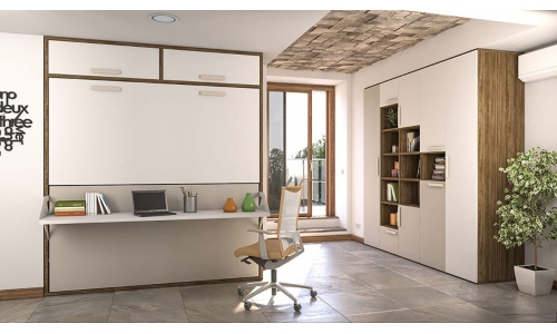muebles para loft camas abatibles
