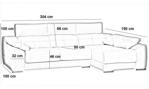 sofa extensible barato lleida