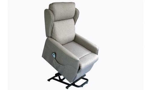 sillón relax elevación motor