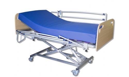 pack geriátrico hospitalario con colchón viscoelástico