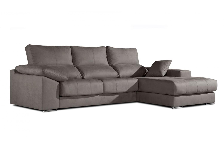 Sillones Cheslong Baratos.Sofa Cheslong Deslizante Reclinable