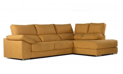 Sofa rinconera-terminal extraible Yago