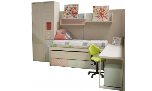 dormitorio juvenil outlet
