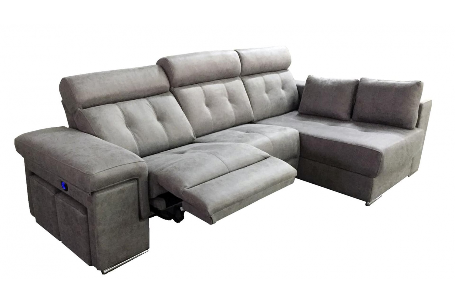 Pleasing Sofa Cheslong Electrico Con Motor Download Free Architecture Designs Xaembritishbridgeorg