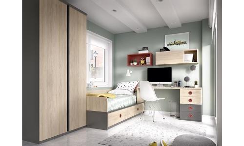 Dormitori juvenil complet