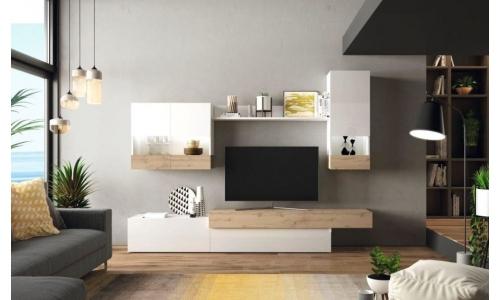 Muebles para pared de comedor