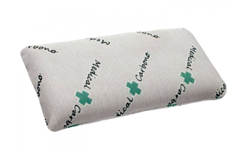 Almohada Medical Carbono