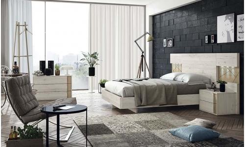 Dormitorio de matrimonio Terra