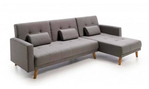 Sofá chaiselongue cama Axel